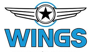 Wings Over Kaufman, logo